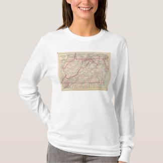 デラウェア州、メリーランド、ヴァージニア、ウェストヴァージニア Tシャツ