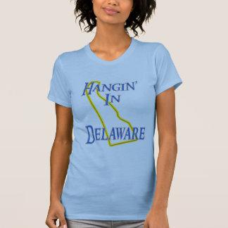 デラウェア州- Hangin Tシャツ