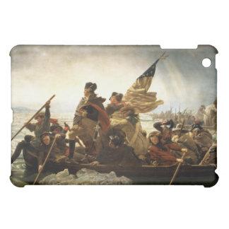 デラウェア州iPadの例を交差させるワシントン州 iPad Miniケース