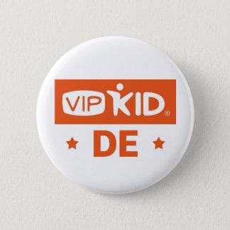 デラウェア州VIPKIDボタン 5.7CM 丸型バッジ