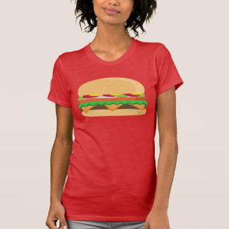 デラックスなチーズバーガー Tシャツ