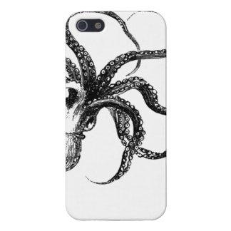 デラックスなデザインのタコの」iPhone 5の場合 iPhone 5 カバー