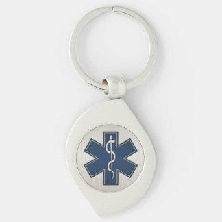 デラックスな救急医療隊員EMT EMS キーホルダー