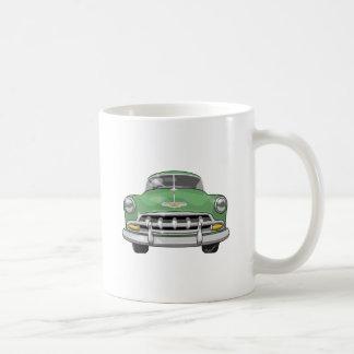 デラックスな1952年のシボレー コーヒーマグカップ