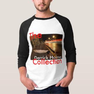 デリックのHolmesのコレクション人 Tシャツ