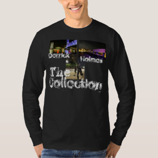 デリックのHolmesのコレクション-人 Tシャツ