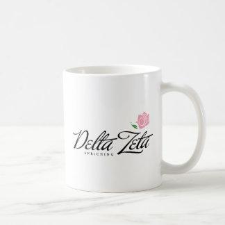 デルタのゼータ-富みます コーヒーマグカップ