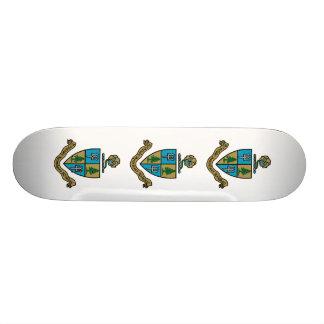 デルタのデルタのデルタの頂上色 21.6CM オールドスクールスケートボードデッキ