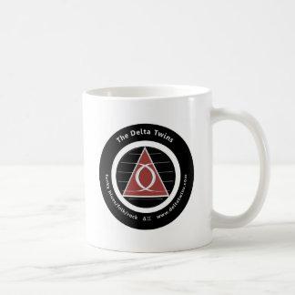 デルタの双生児-マグ コーヒーマグカップ