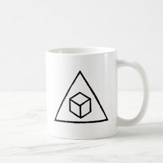 デルタの立方体 コーヒーマグカップ
