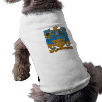 デルタのUpsilonの紋章付き外衣 ペット服