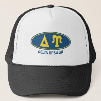 デルタのUpsilon  のヴィンテージ キャップ