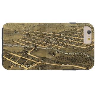 デルファイキャロル郡インディアナ(1868年)市 TOUGH iPhone 6 PLUS ケース