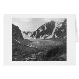 デンバーの氷河アラスカ1914年 カード