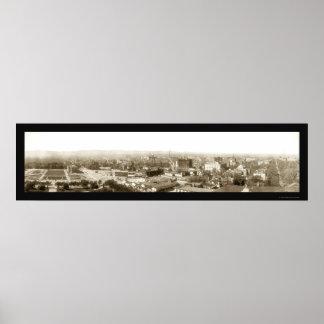 デンバー、コロラド州の写真1915年 ポスター