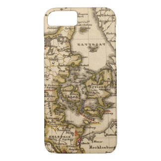デンマークおよびアイスランド2 iPhone 8/7ケース