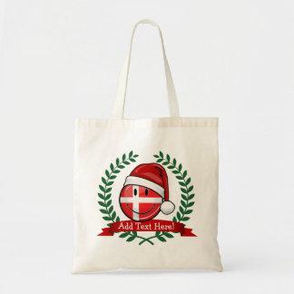 デンマークのクリスマスのスタイル トートバッグ