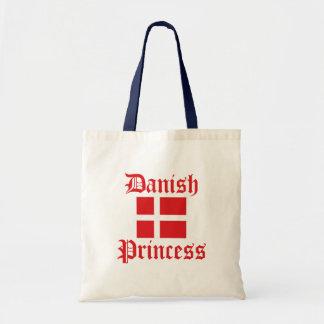 デンマークのプリンセス トートバッグ