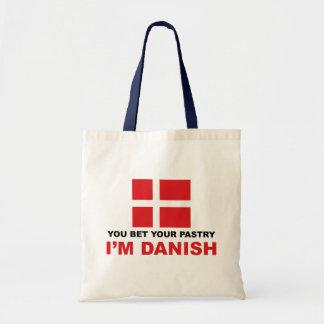 デンマークのペストリー トートバッグ