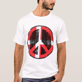 デンマークの平和 Tシャツ