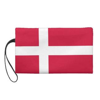 デンマークの旗が付いているBagettesのバッグ リストレット