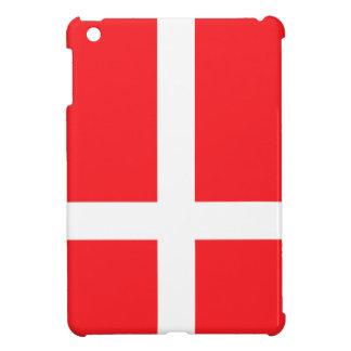 デンマークの旗 iPad MINIカバー
