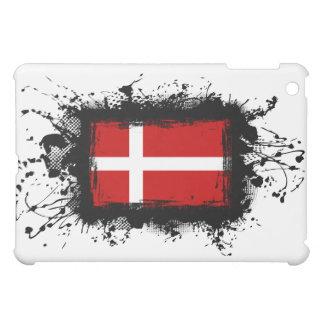デンマークの旗 iPad MINIケース