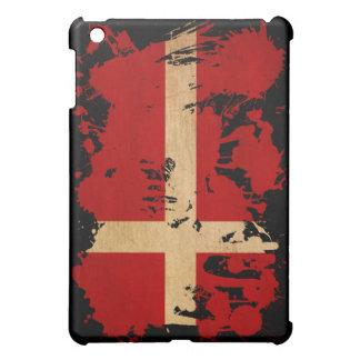 デンマークの旗 iPad MINI CASE