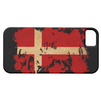 デンマークの旗 iPhone SE/5/5s ケース
