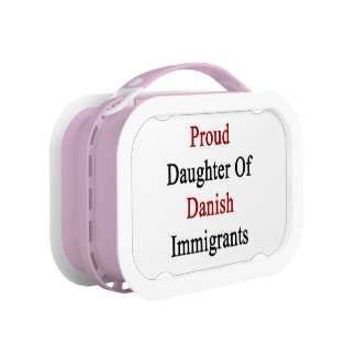 デンマークの移民の誇り高い娘 ランチボックス