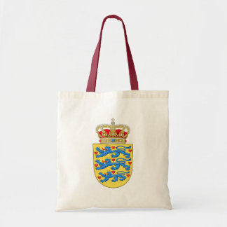 デンマークの紋章 トートバッグ