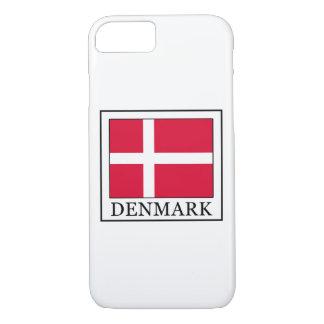 デンマークの電話箱 iPhone 8/7ケース