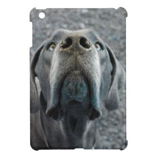 デンマーク人の鼻 iPad MINI カバー