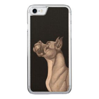 デンマーク人のiPhone 6木 Carved iPhone 8/7 ケース