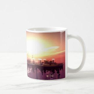 デンマーク人Zandersアポロ コーヒーマグカップ