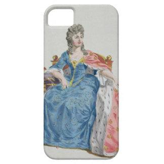 デンマーク、ノルウェーのマルグレットの(1353-1412年の)女王 iPhone SE/5/5s ケース