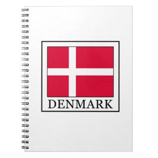 デンマーク ノートブック