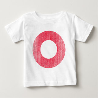 デンマーク ベビーTシャツ