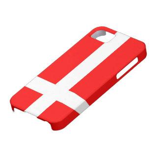 デンマークCase mateのiPhoneの旗5つのケース iPhone SE/5/5s ケース
