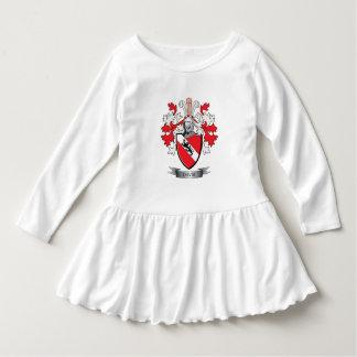 デービスの紋章付き外衣 ドレス
