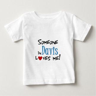 デービス愛 ベビーTシャツ