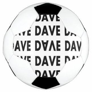 デーブの球 サッカーボール