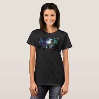 デーブミラー著区域箱ITCの女性のT Tシャツ