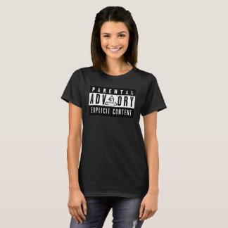 デーブミラー51人の区域の風変りの無線の女性のT Tシャツ