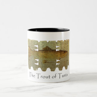 トゥーリンのマグのマス ツートーンマグカップ