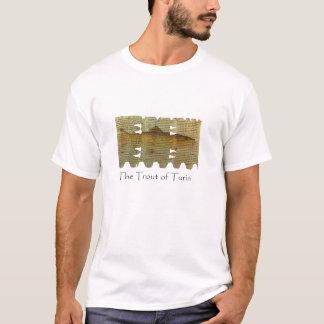 トゥーリンのワイシャツのマス Tシャツ