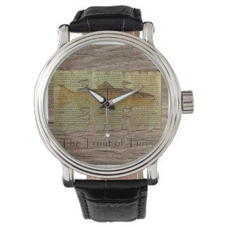 トゥーリンの腕時計のマス 腕時計