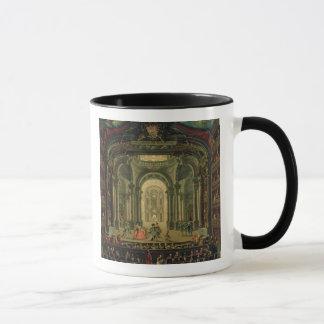 トゥーリン(キャンバスの油)のTeatro Reale マグカップ