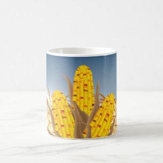 トウモロコシのマグ コーヒーマグカップ
