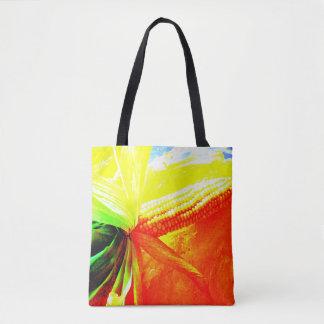 トウモロコシの市場のバッグ トートバッグ